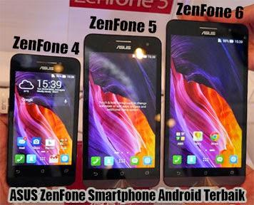 perbandingan ASUS ZenFone