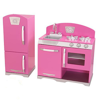 Kidkraft Retro Kitchen my favorite aunt: retro toy kitchens for favorite aunts' playrooms