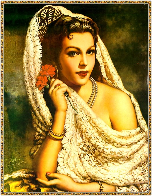 красавицы мексиканки фото