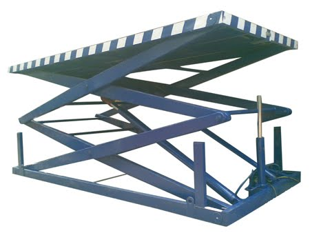 Hydraulic Scissor Lift Manufacturer India