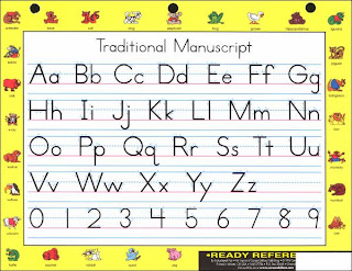 Traditional Handwriting