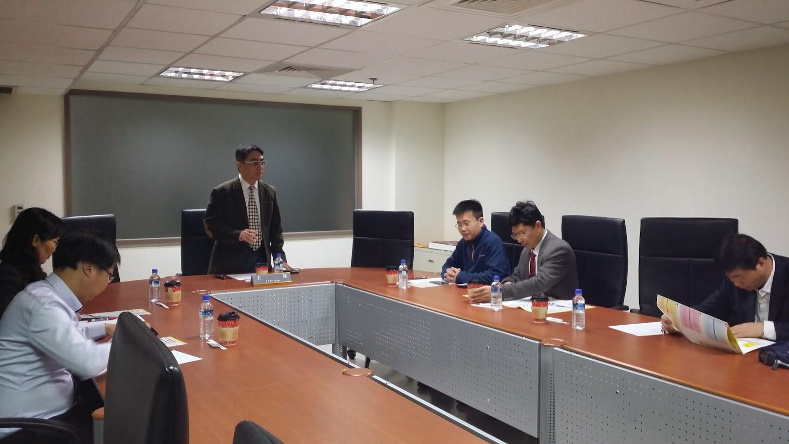 江西省企業家協會訪問團