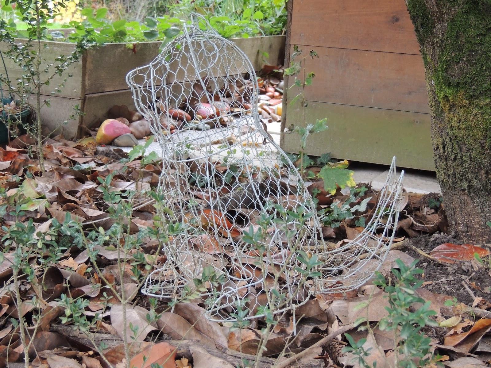 Il etait un petit jard 39 ain decor au jardin - Jardin topiaire ...
