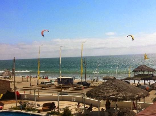 Deportes extremos en Ecuador Kitesurf