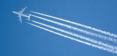 asap pesawat