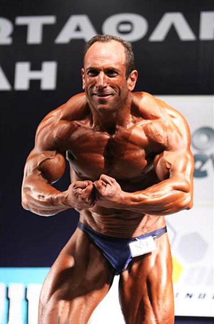 Masters Over 40 NABBA World 2013