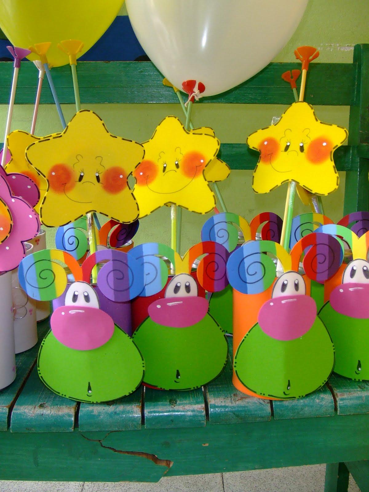 La casita de chilvi for Decoracion salas jardin de infantes