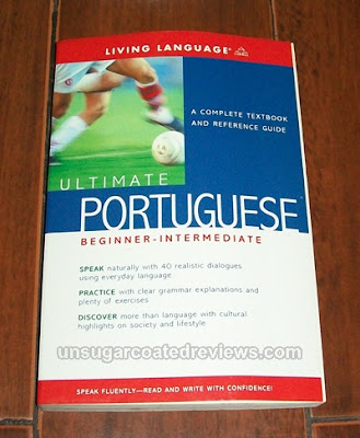 Ultimate Portuguese language book