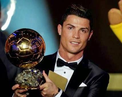 C.Ronaldo Ballon d'Or