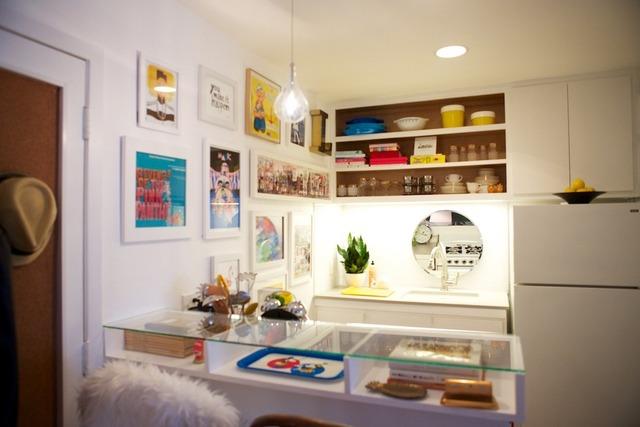Achados de Decoração, blog de decoração, decoração de quitinete, decoração de kitinete, apartamento decorado, loja de decoração online