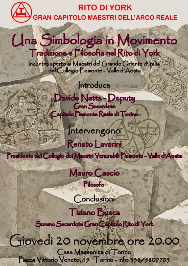 Torino 20 novembre
