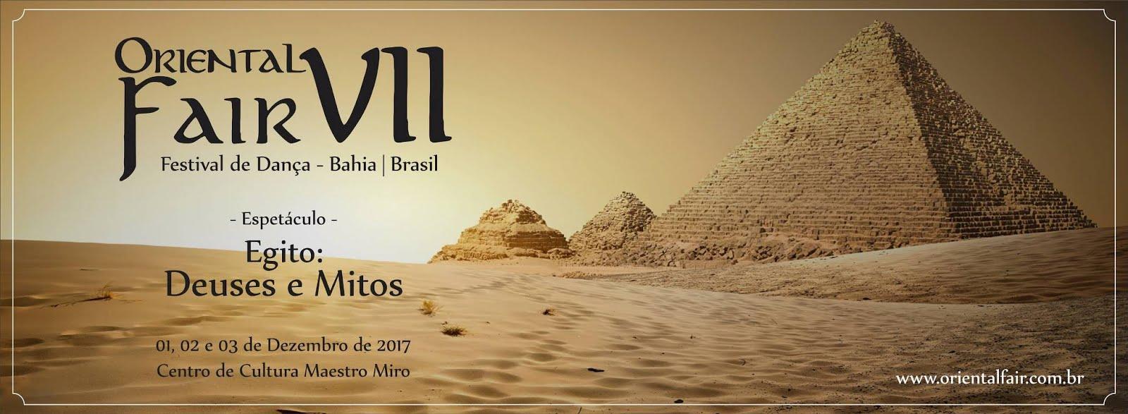 Oriental Fair VII: Festival de Dança Bahia   Brasil