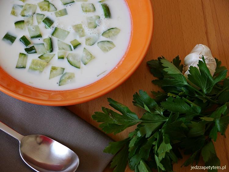 zupa arabska Ayran