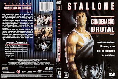 Condenação Brutal DVD Capa