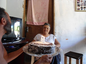 Os 80 anos de Dona Mãe