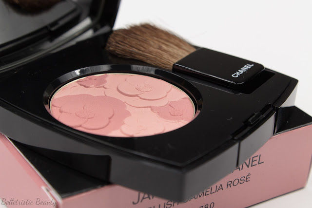 Chanel Jardin de Chanel Blush Camélia Rosé, Rêverie Parisienne Spring 2015 Collection