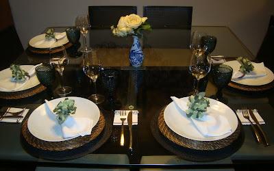 """3 Mesa do jantar + culinária (""""iniciando na cozinha"""")"""