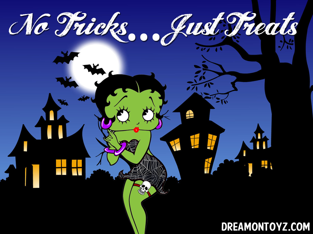 betty boop pictures archive betty boop halloween wallpapers