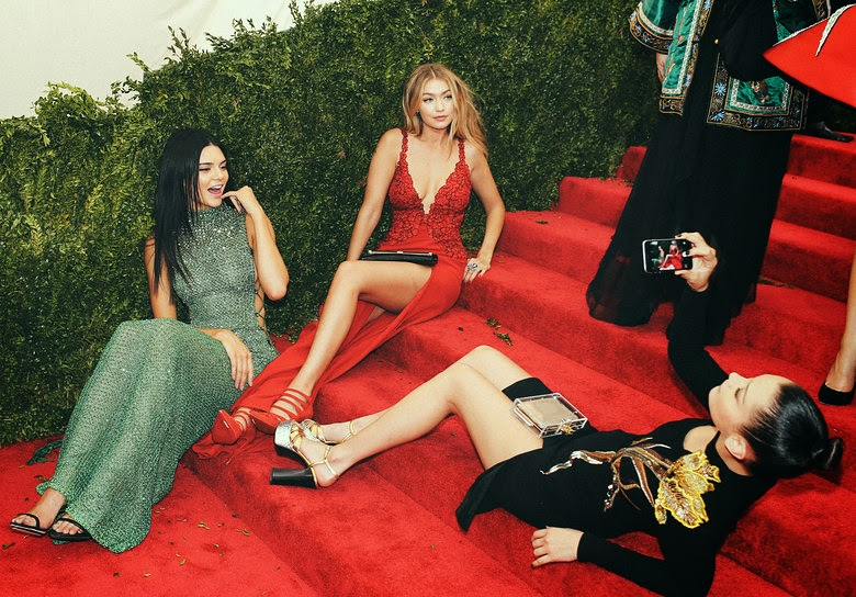 People: Pictures You Might Have Missed During The MET Gala