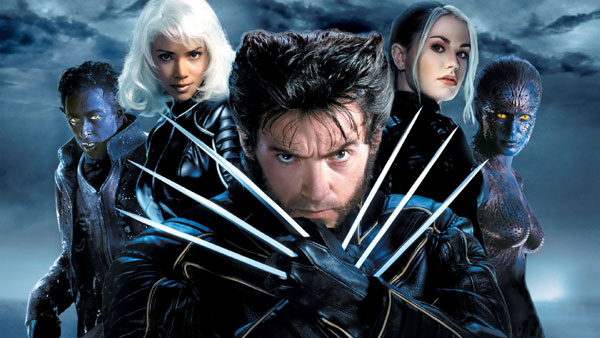 X2, directed by Bryan Singer