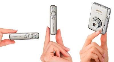 Nikon Coolpix S02, New Nikon Digital camera, compact size camera