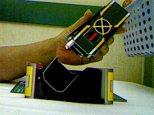 Kamen Rider Faiz Belt Papercraft Belt Kamen Rider Kaixa For