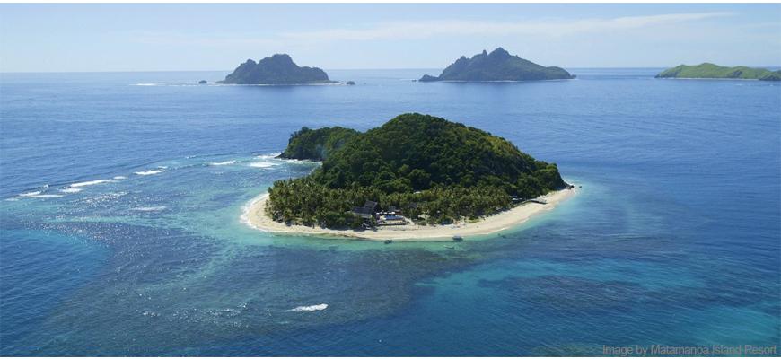 Matamanoa Island Resort, Fiji Islands