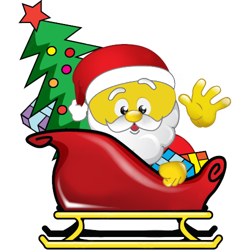 Image result for santa smiley
