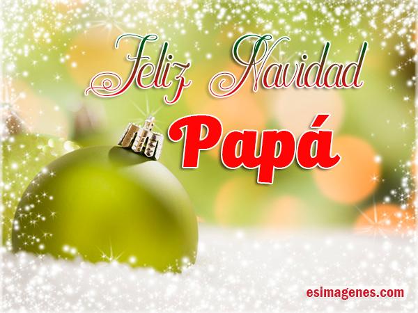 tarjetas de navidad para pap