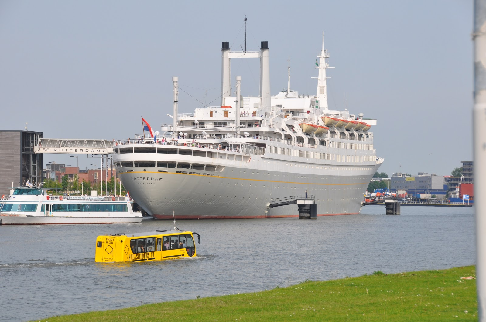 "NAVIGATION-Cruising and Maritime Themes: SS ""ROTTERDAM ..."