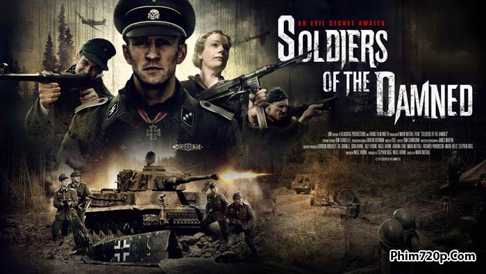 Hồn Ma Người Lính - Soldiers Of The Damned (2015) HD Thuyết minh