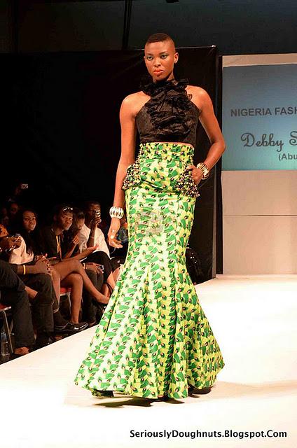 Nigeria Fashion Week A Cynosure Of Style Class Simply Samad