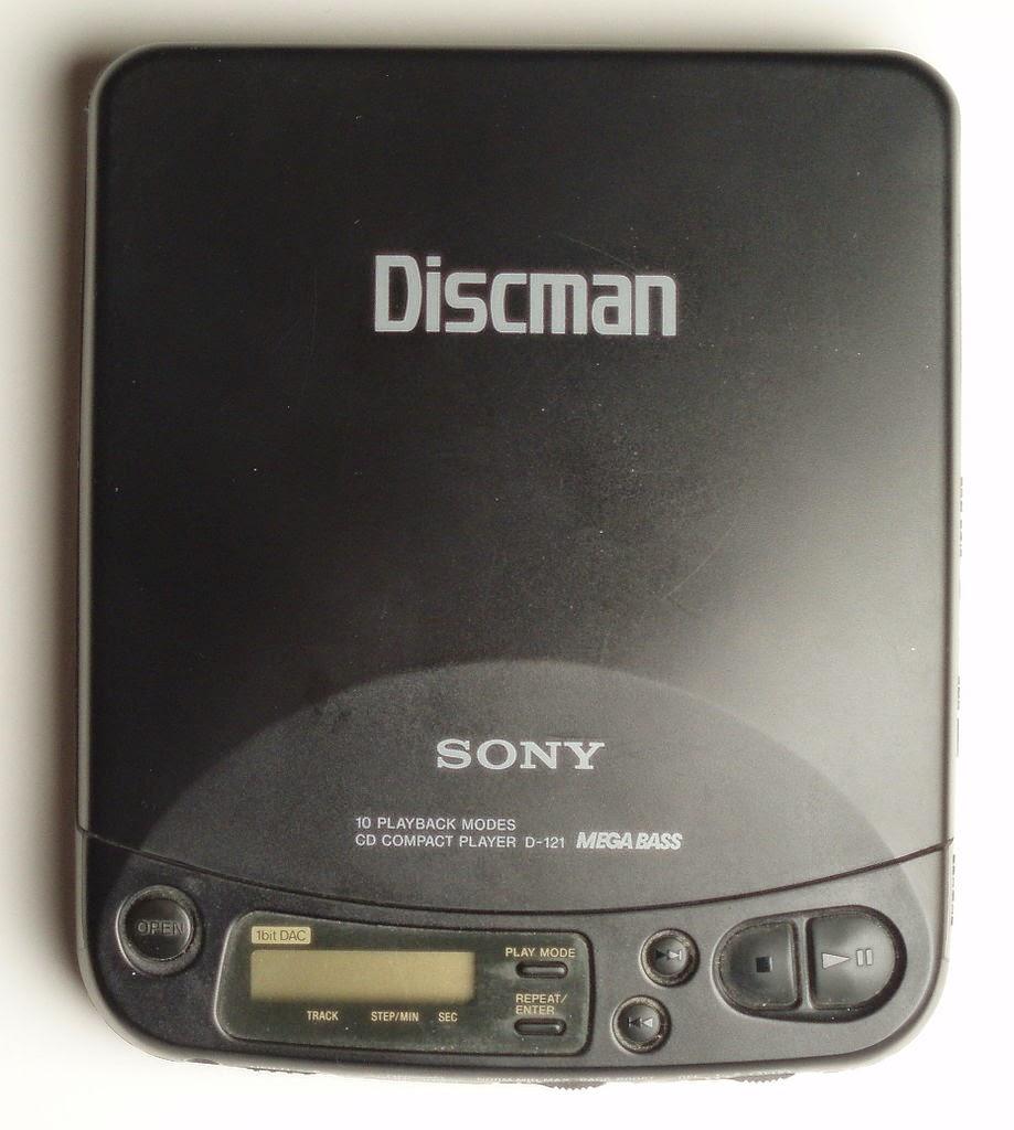 ... do Discman