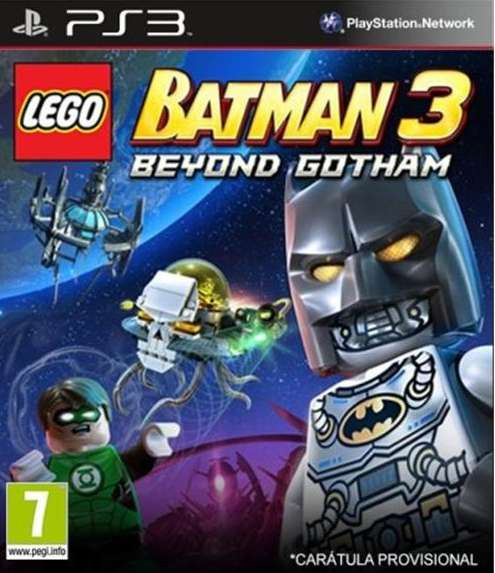 Lego batman 3 торрент