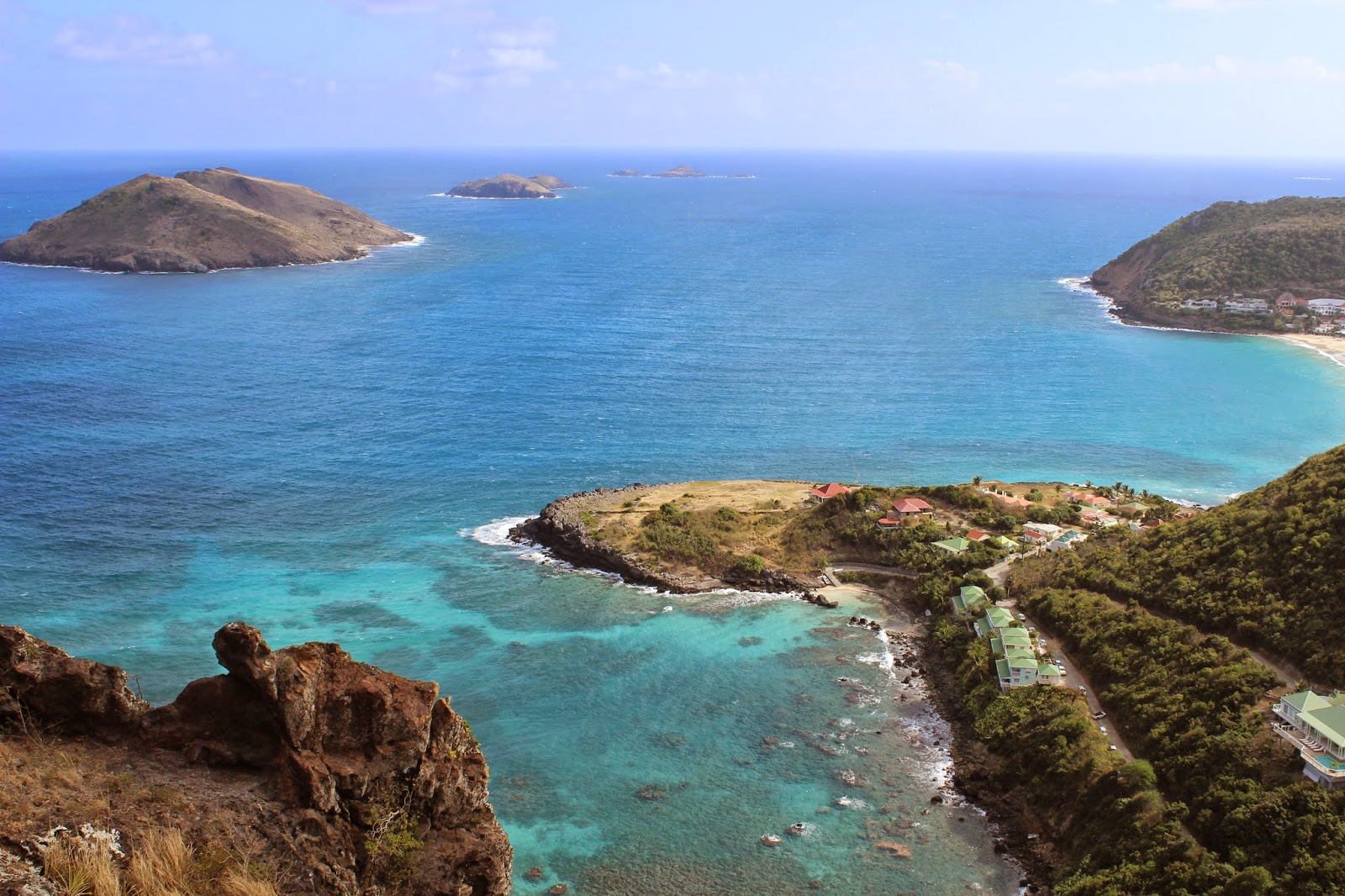 St. Barths, Vacation, blue water, Island, Boating, Swimming, Travel, Caribbean, West Indies,