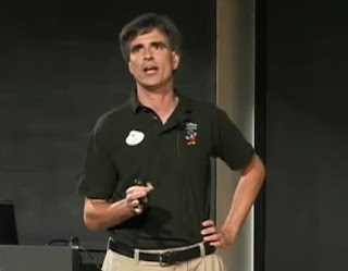 Pausch the Last Lecture