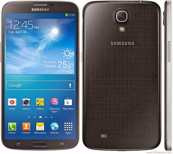 Harga dan Spesifikasi Samsung Galaxy Mega 6.3 GT-19200 Terbaru 2014