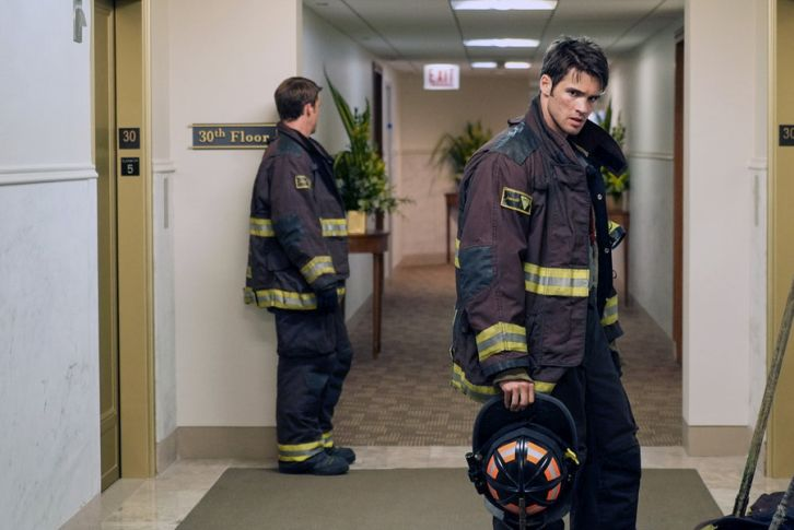 Chicago Fire - Episode 4.03 - I Walk Away