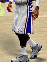 NBA 2k14 Philadelphia 76ers 2016 Jersey Patch HoopsVilla.com