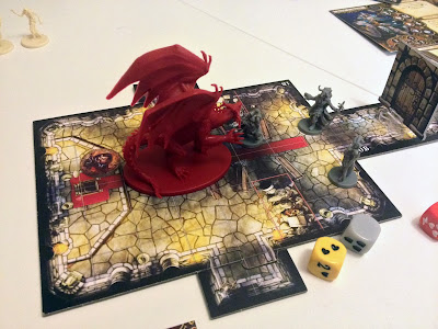 Descent Journeys in the Dark Second Edition board game review