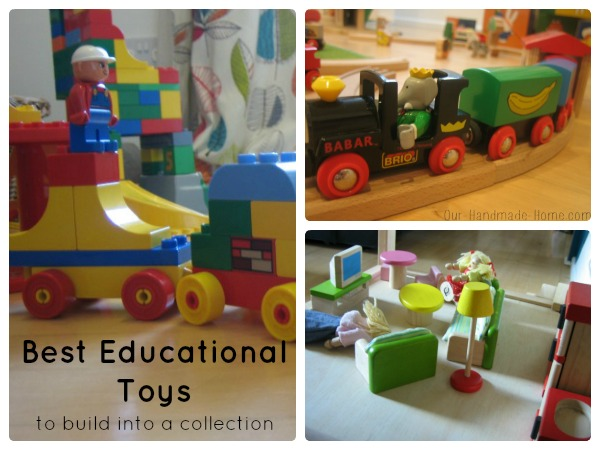 best educational toys - our-handmade-home.com