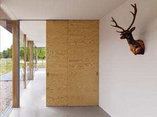 Paneles de Madera. Interiorismo