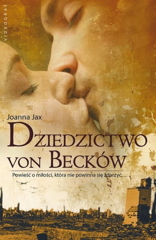 """88. """"Dziedzictwo von Becków"""" Joanna Jax"""
