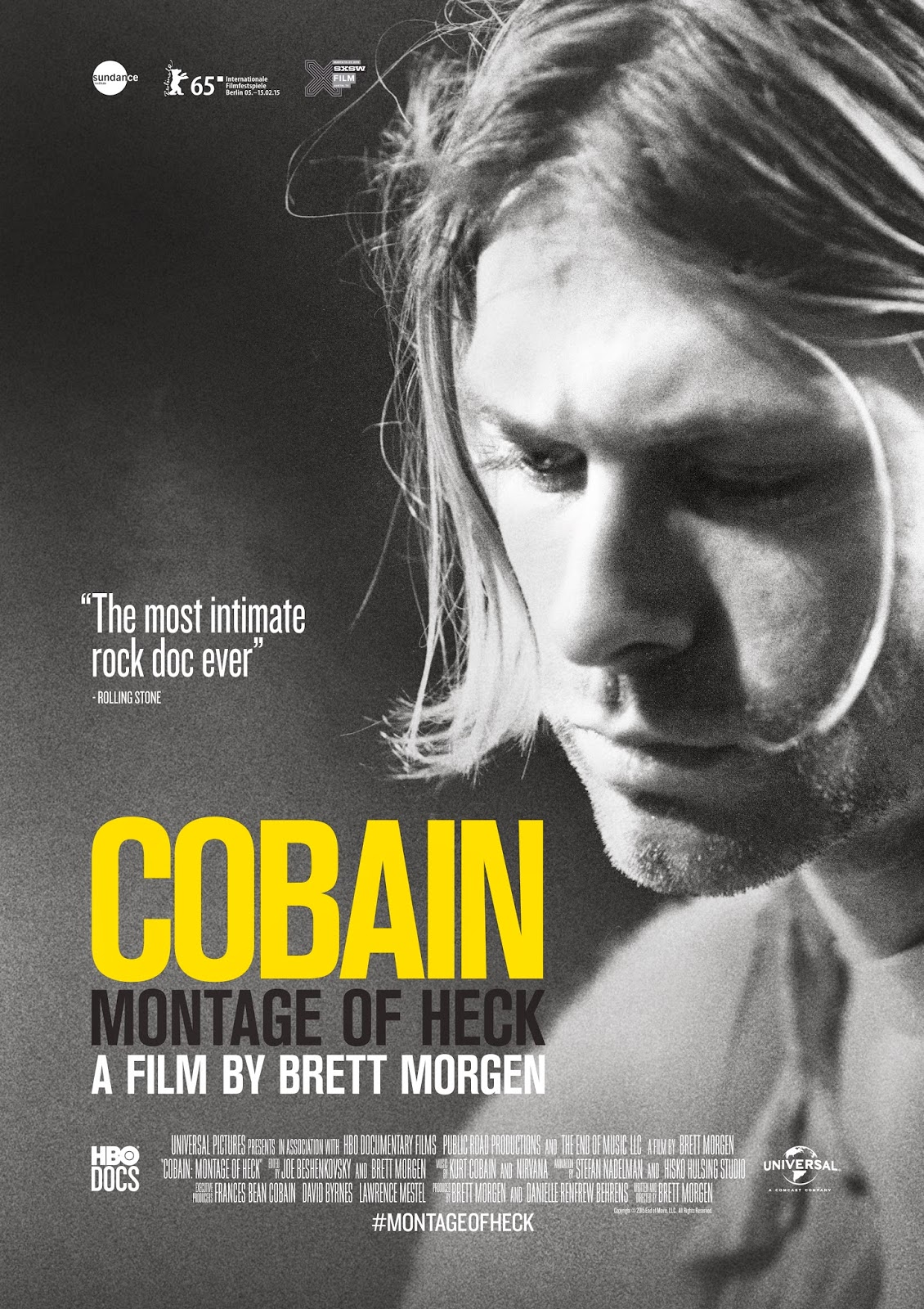 Kurt Cobain: Montage of Heck 2015