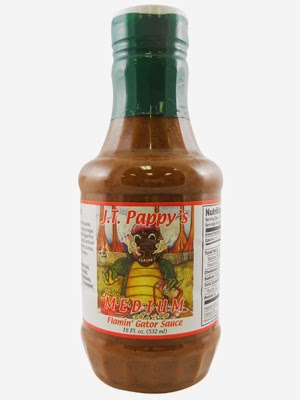 Buy J.T. Pappy's Gator Sauce