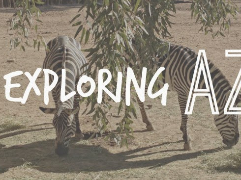Exploring AZ: Wildlife World Zoo