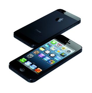 iPhone 5 Back And Font View