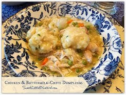 Chicken & Buttermilk-Chive Dumplings