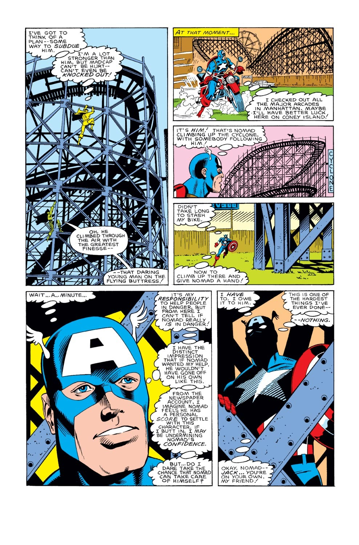 Captain America (1968) Issue #309 #237 - English 19