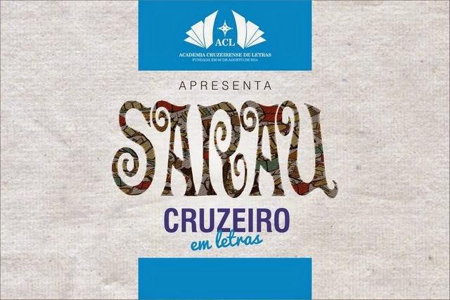 Sarau Cruzeiro em Letras